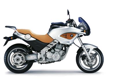 Gebrauchte Bmw F 650 Cs Motorr 228 Der Kaufen