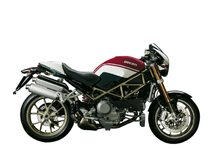 gebrauchte ducati monster s4r s tricolore motorr der kaufen. Black Bedroom Furniture Sets. Home Design Ideas