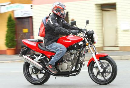 Gebrauchte und neue Hyosung GD 250i Motorräder kaufen