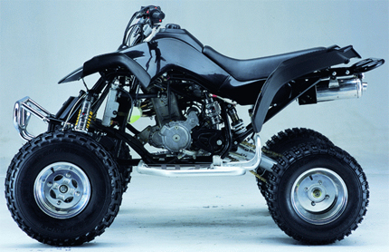 sachs f 450 atv bilder und technische daten. Black Bedroom Furniture Sets. Home Design Ideas