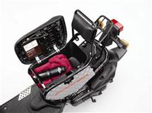 gebrauchte honda nps 50 zoomer motorr der kaufen. Black Bedroom Furniture Sets. Home Design Ideas