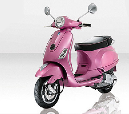 gebrauchte vespa rosa chic 2t se motorr der kaufen. Black Bedroom Furniture Sets. Home Design Ideas