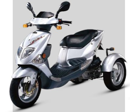 Do you know this bike?Click here to rate it.  We miss 1 vote to show the rating.  2008. Scooter.