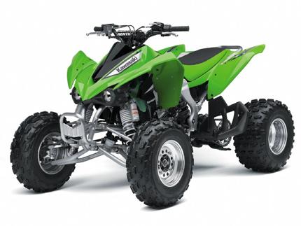 Kawasaki  By U  Wheeler Motor