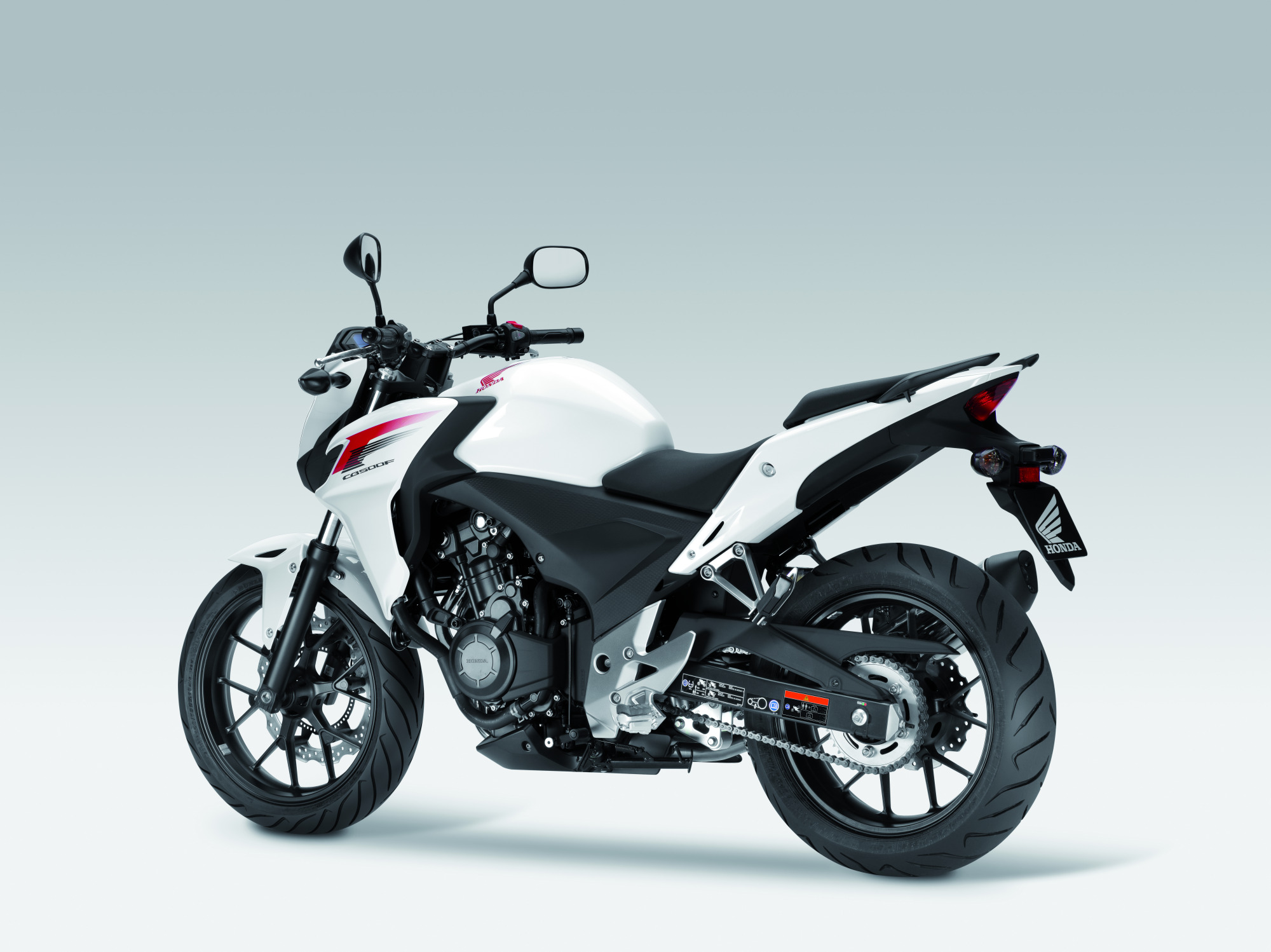 2013 Honda CB 500 F ABS: pics, specs and information