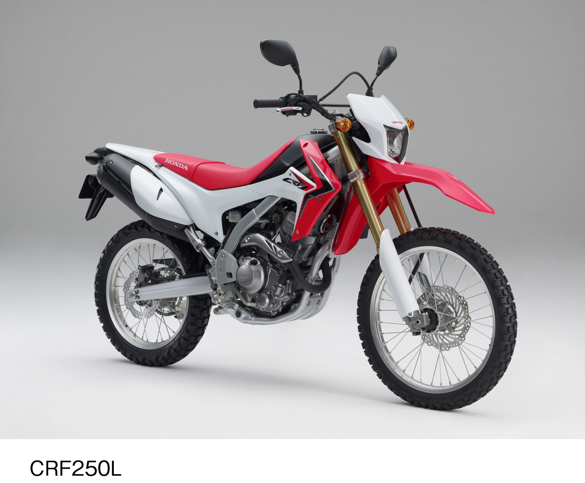 honda crf 250 l bilder und technische daten. Black Bedroom Furniture Sets. Home Design Ideas
