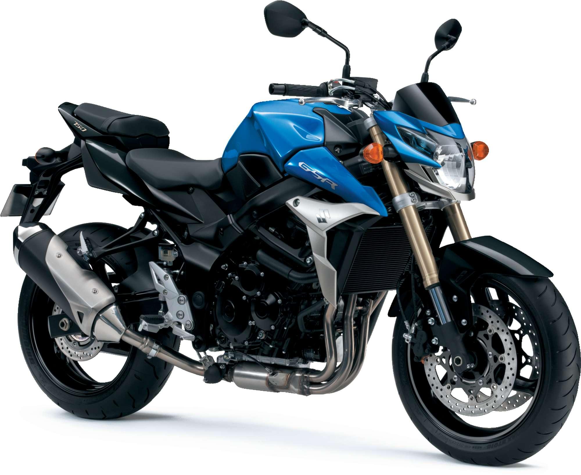 Test-Video | Suzuki GSR 750 | Nakedbike Vergleich 2013