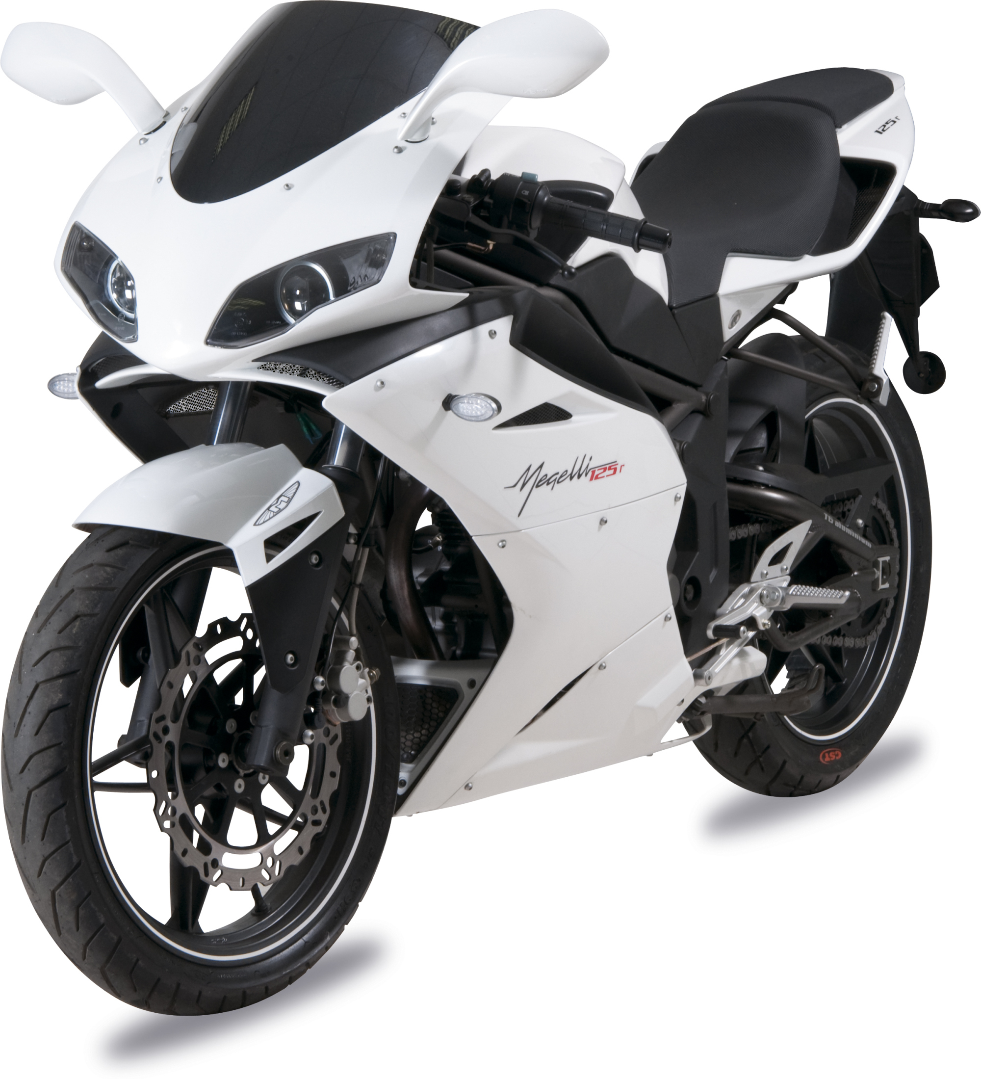 gebrauchte megelli 125r sport motorr der kaufen. Black Bedroom Furniture Sets. Home Design Ideas