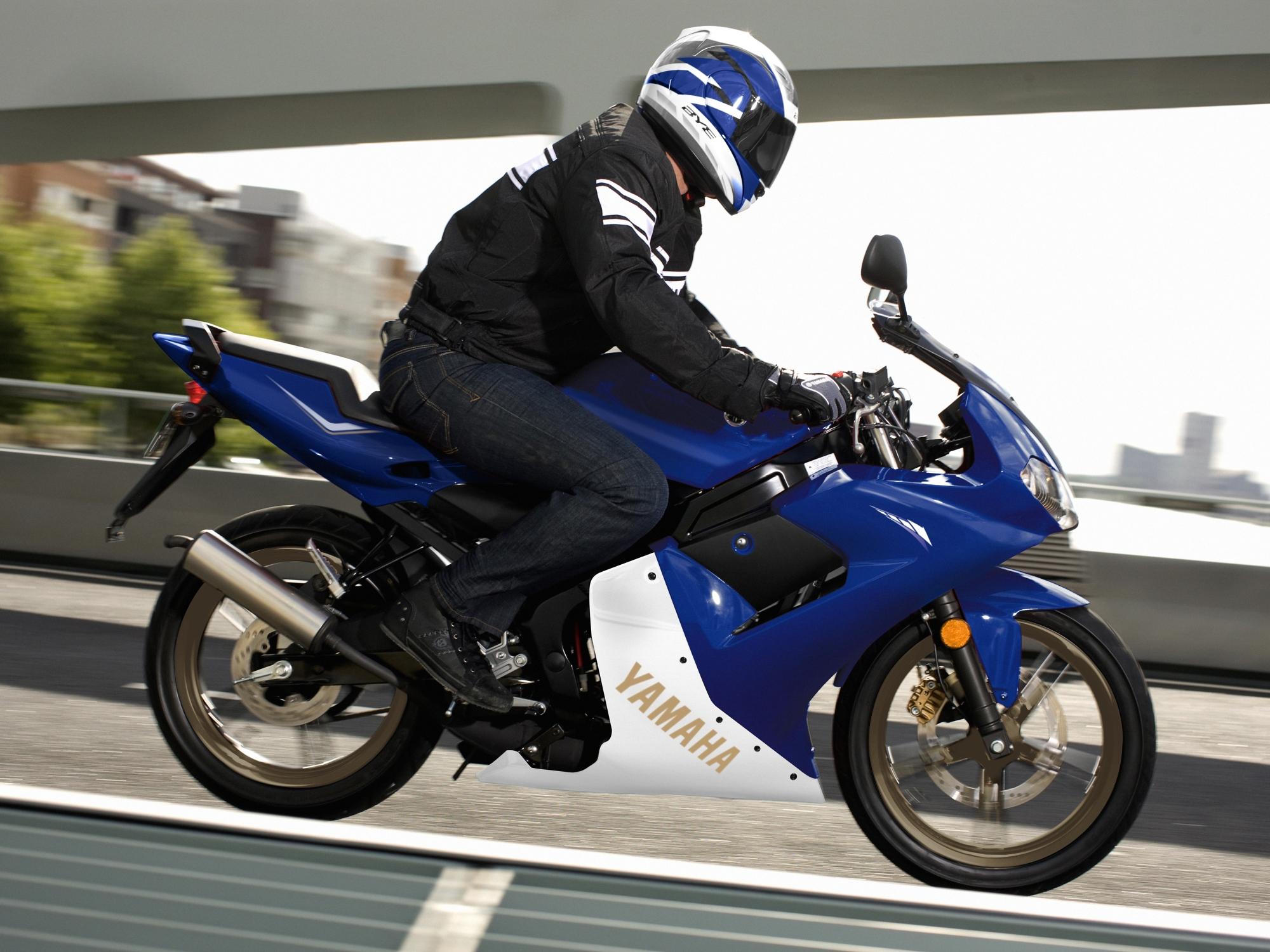 Yamaha Tzr 50ccm Yamaha Tzr 50 2013 Foto 8