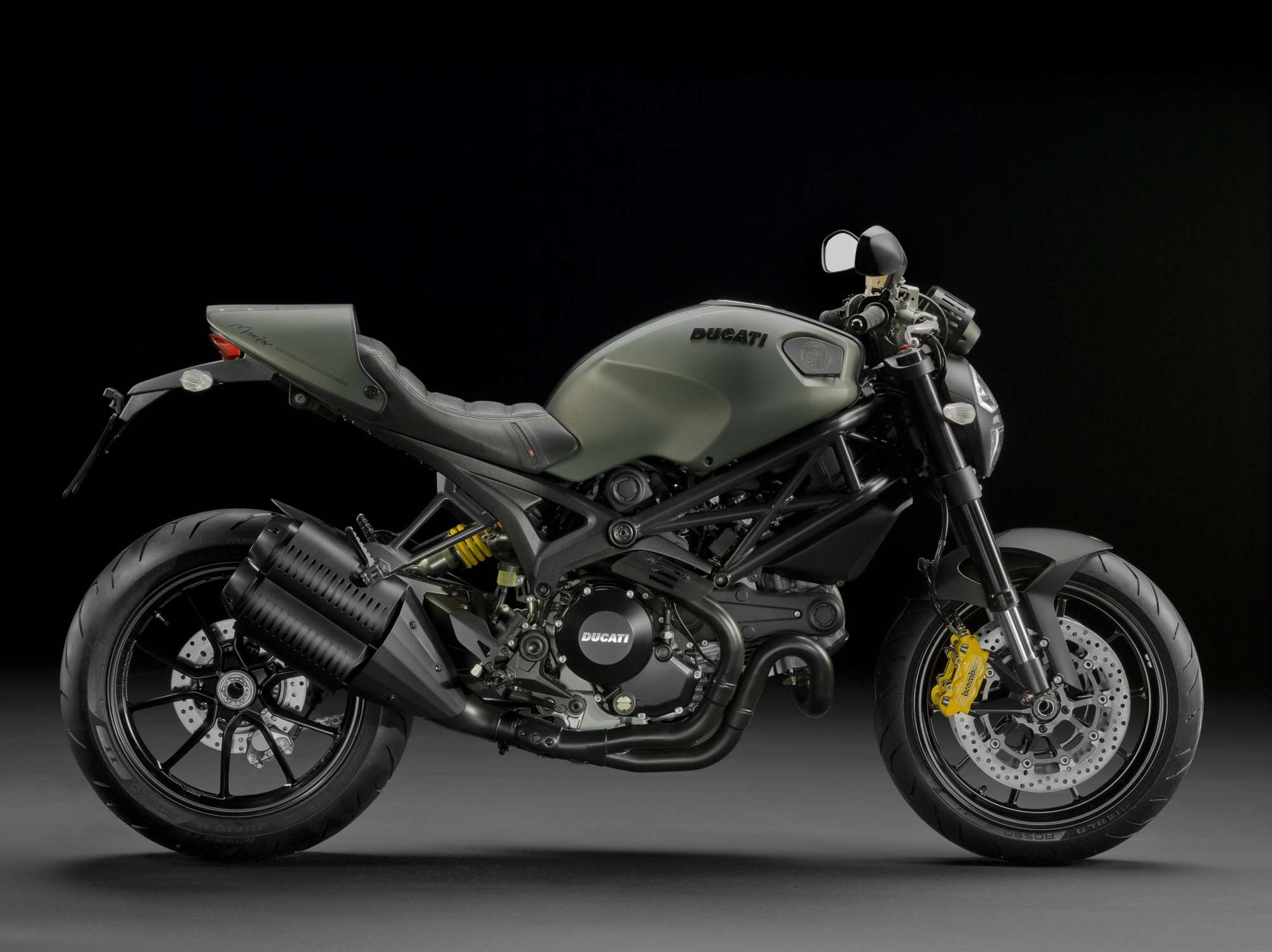 motorrad occasion ducati monster 1100 evo kaufen. Black Bedroom Furniture Sets. Home Design Ideas