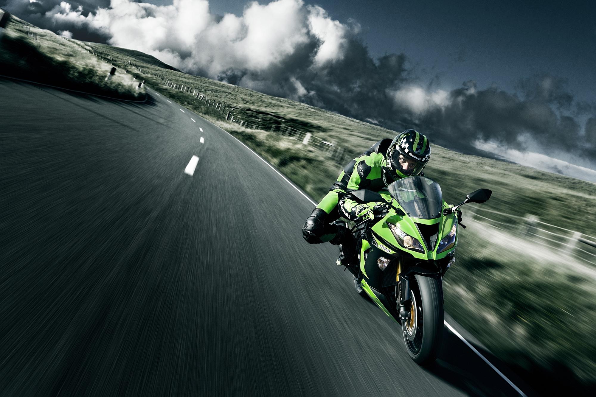 Kawasaki Ninja Zx R Abs