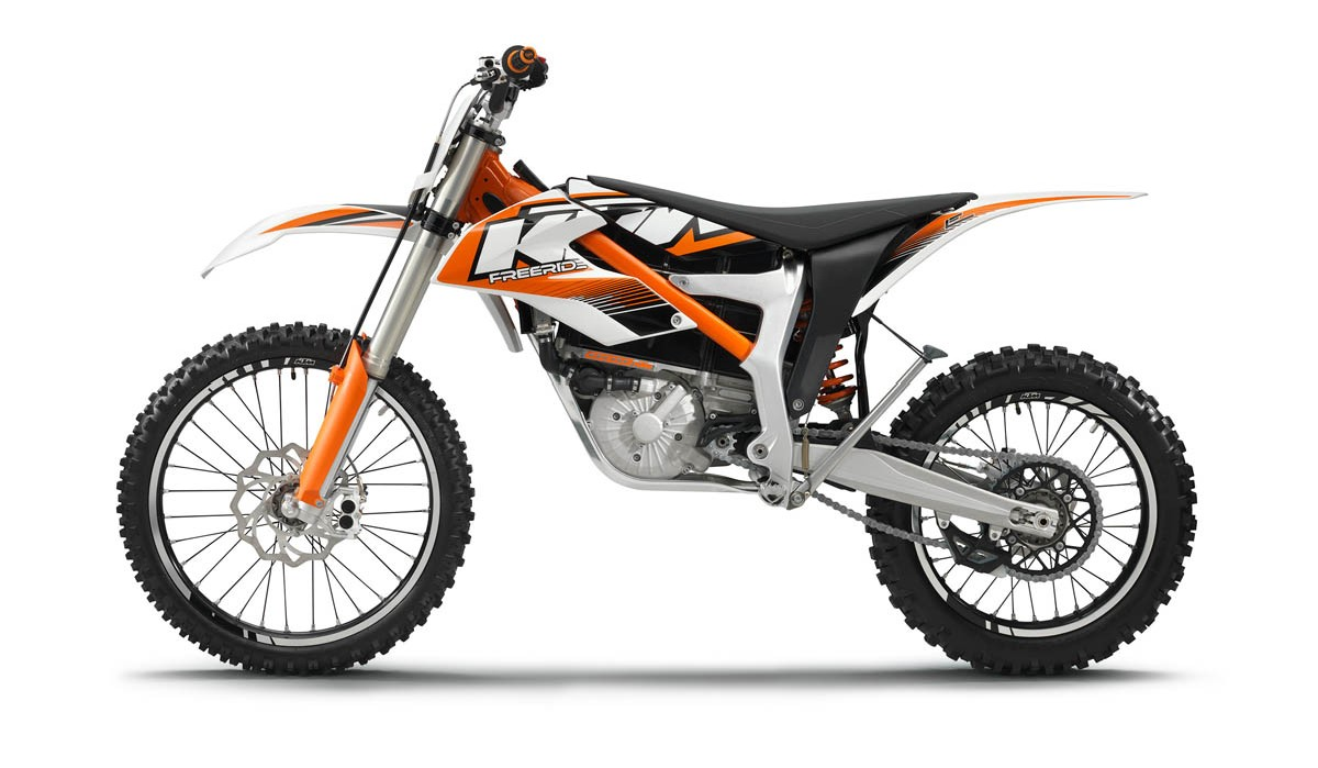 Used  Ktm Freeride