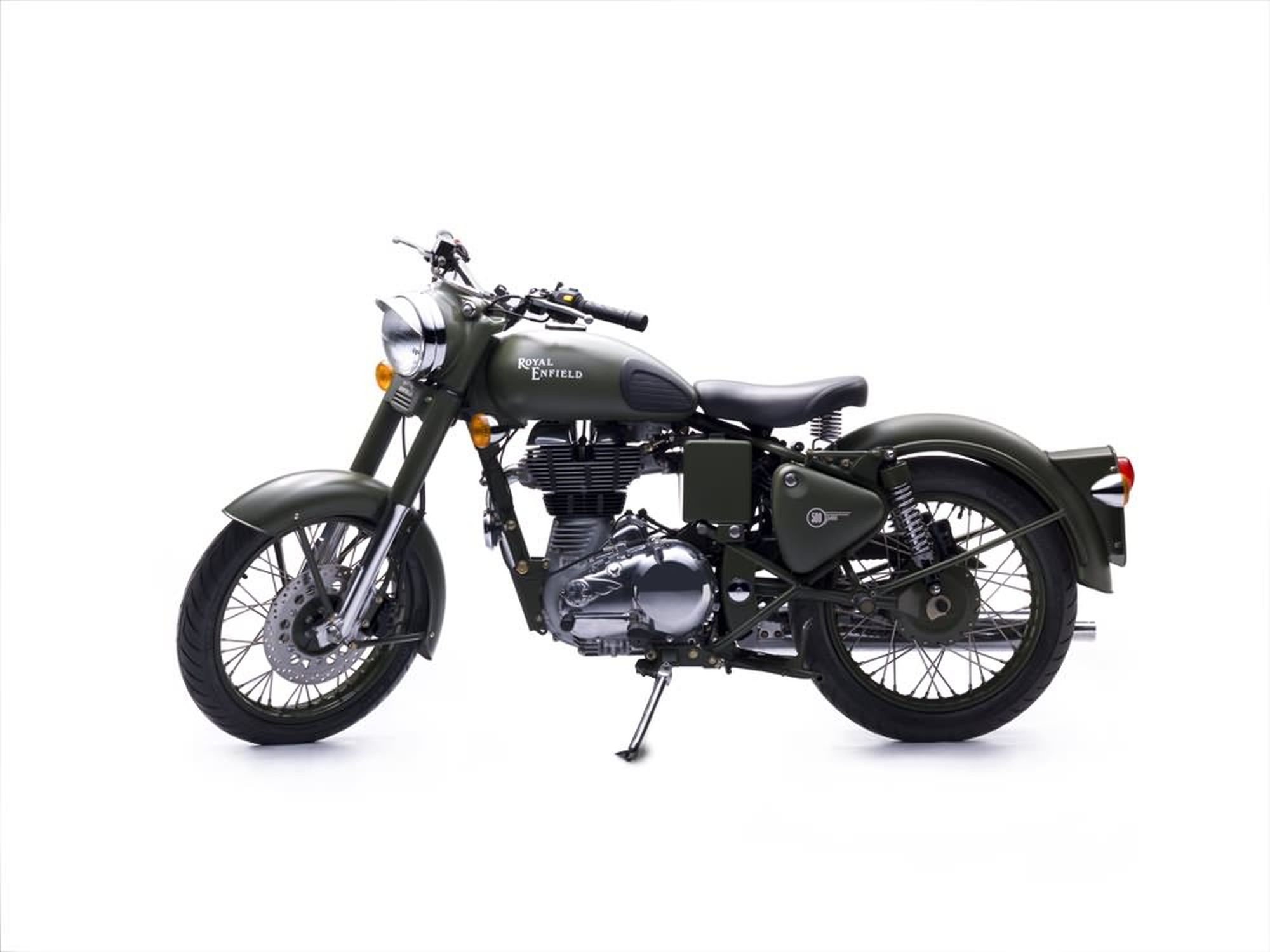 motorrad occasion royal enfield bullet 500 classic efi. Black Bedroom Furniture Sets. Home Design Ideas