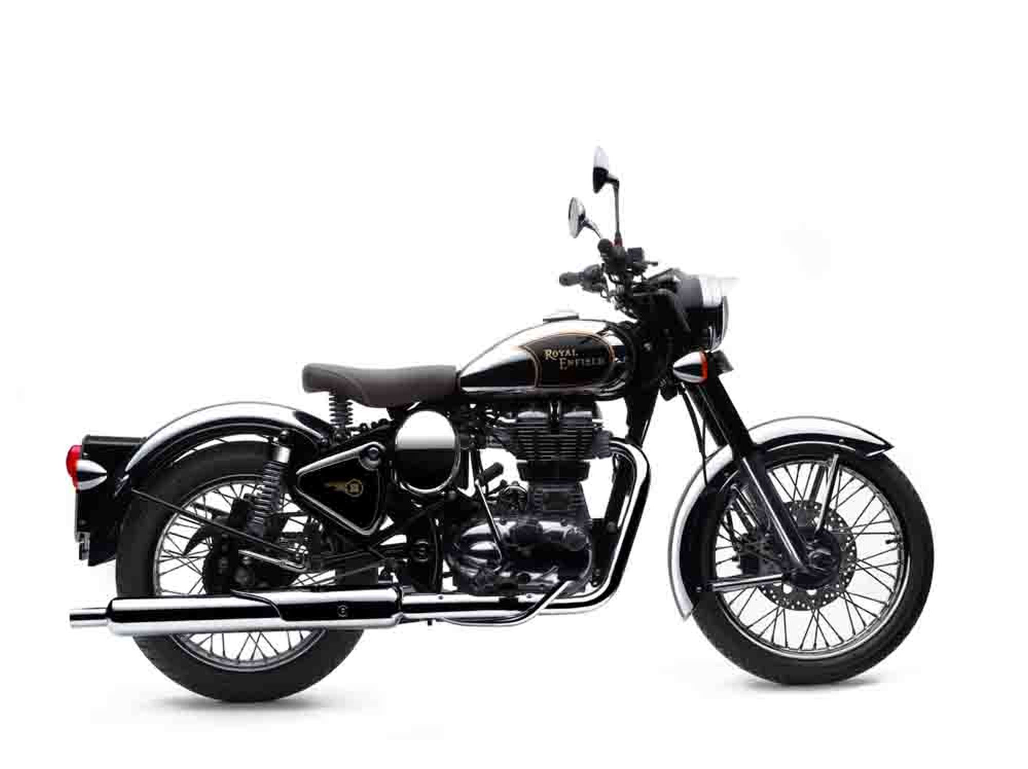 gebrauchte royal enfield bullet 500 classic chrome motorr der kaufen. Black Bedroom Furniture Sets. Home Design Ideas