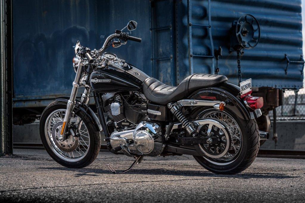 Harley Davidson Electra Annee