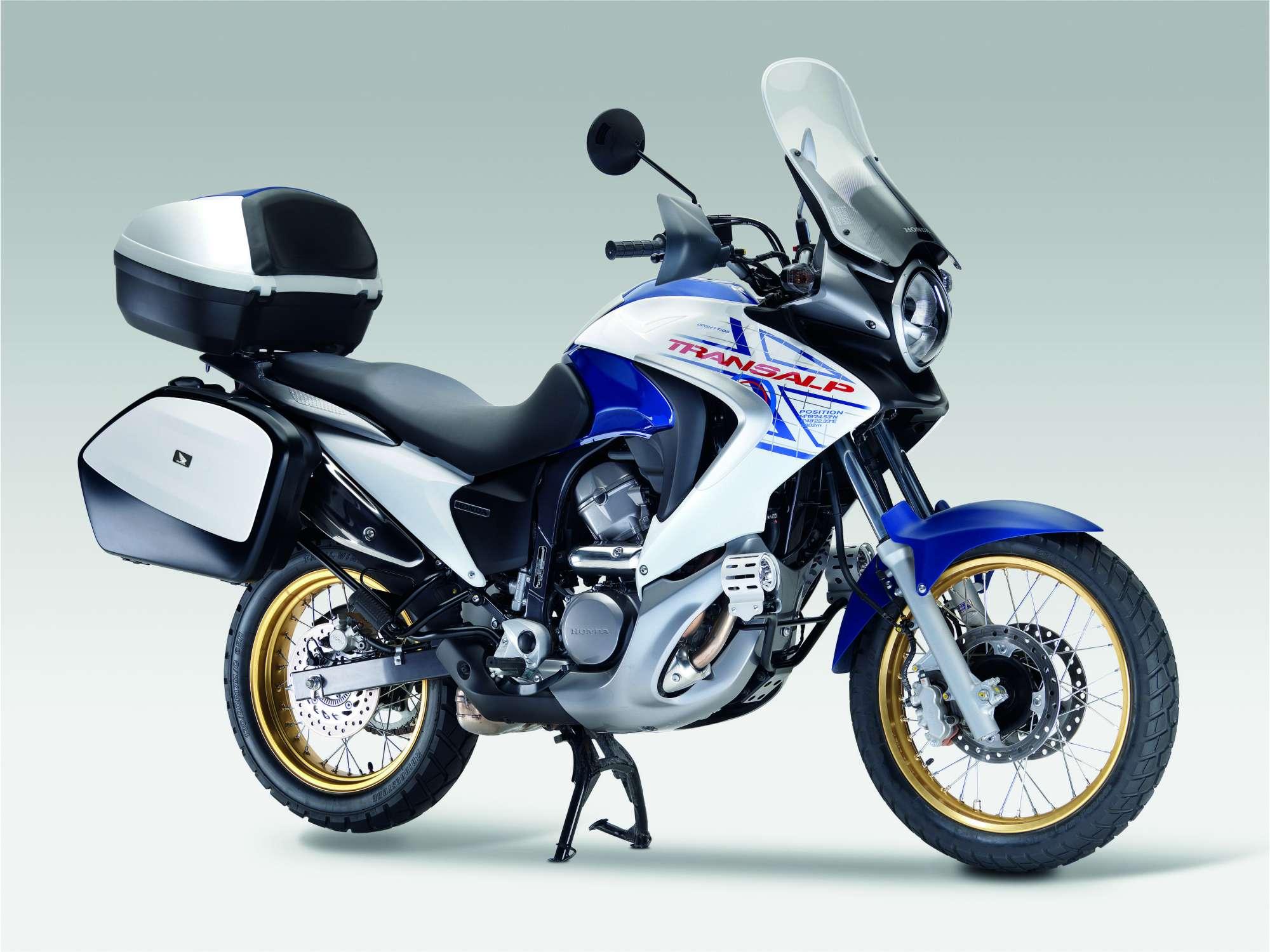 Honda XL 700V Transalp Bilder und technische Daten