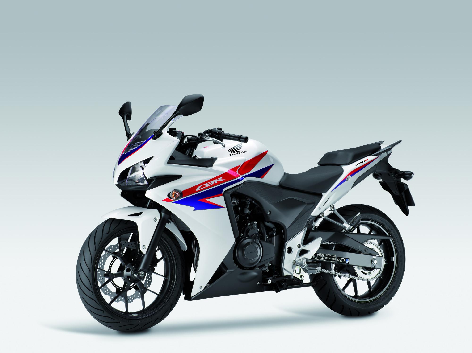 Honda Cbr 500 R Bilder Und Technische Daten