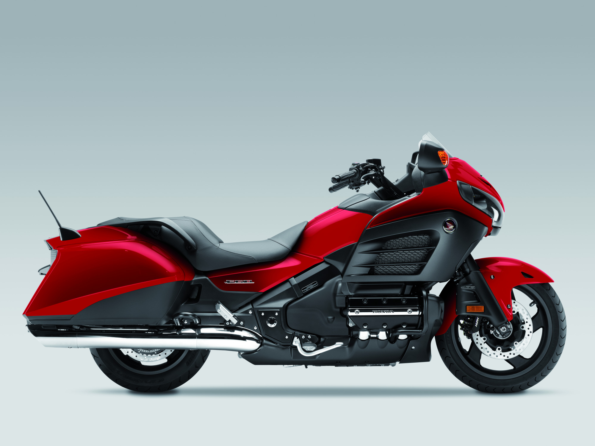 HONDA Goldwing F6B 2014 - Tourer