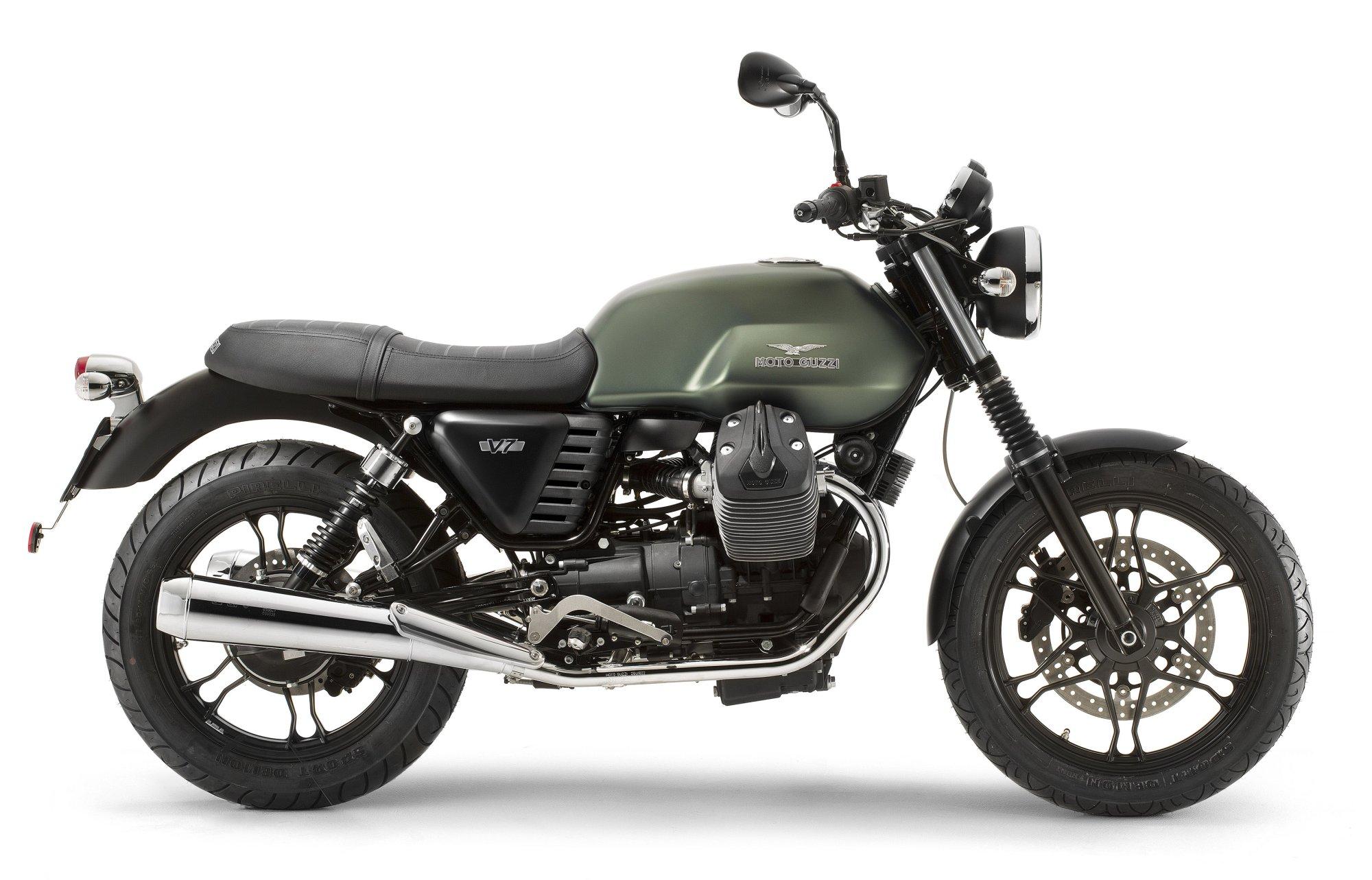 gebrauchte moto guzzi v7 750 motorr 228 der kaufen