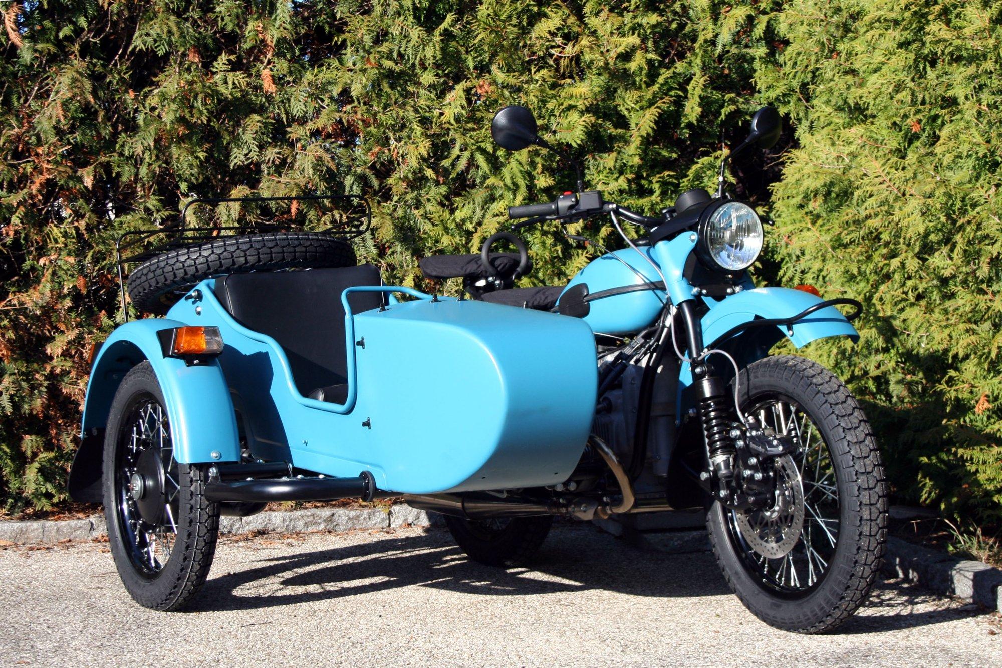 gebrauchte und neue ural sportsman motorr der kaufen. Black Bedroom Furniture Sets. Home Design Ideas