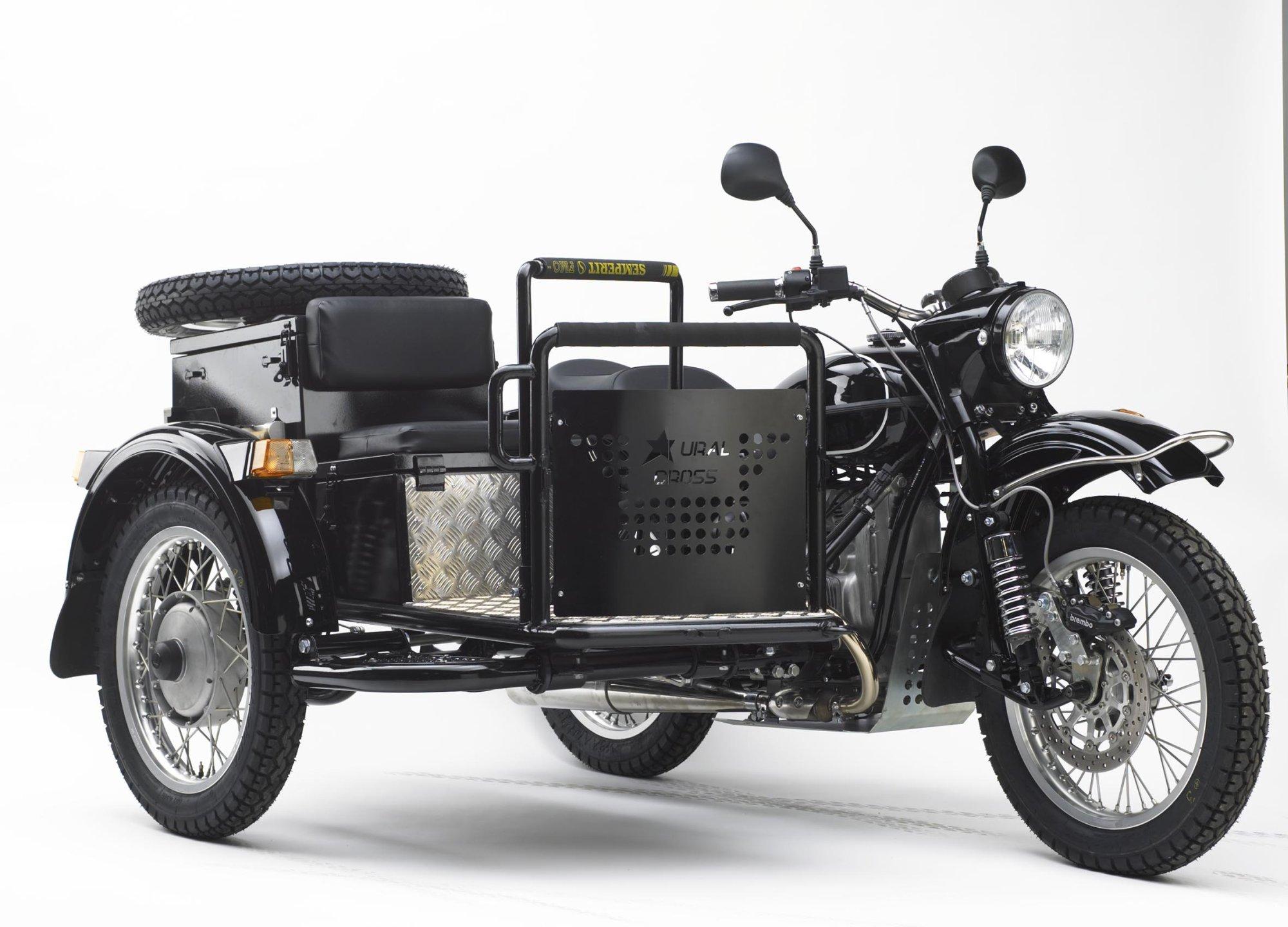 gebrauchte ural cross motorr der kaufen. Black Bedroom Furniture Sets. Home Design Ideas
