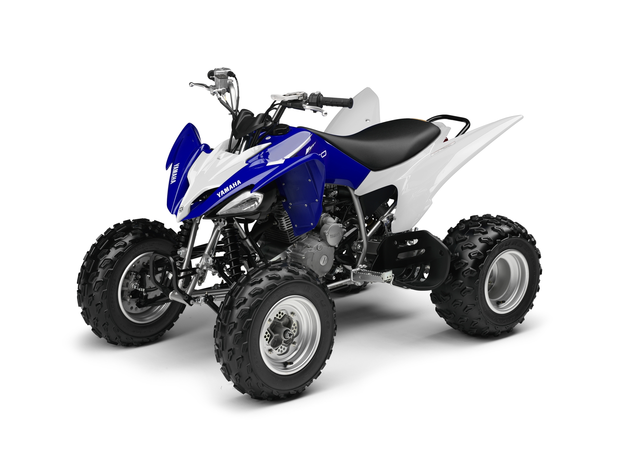 Yamaha Raptor  Vs