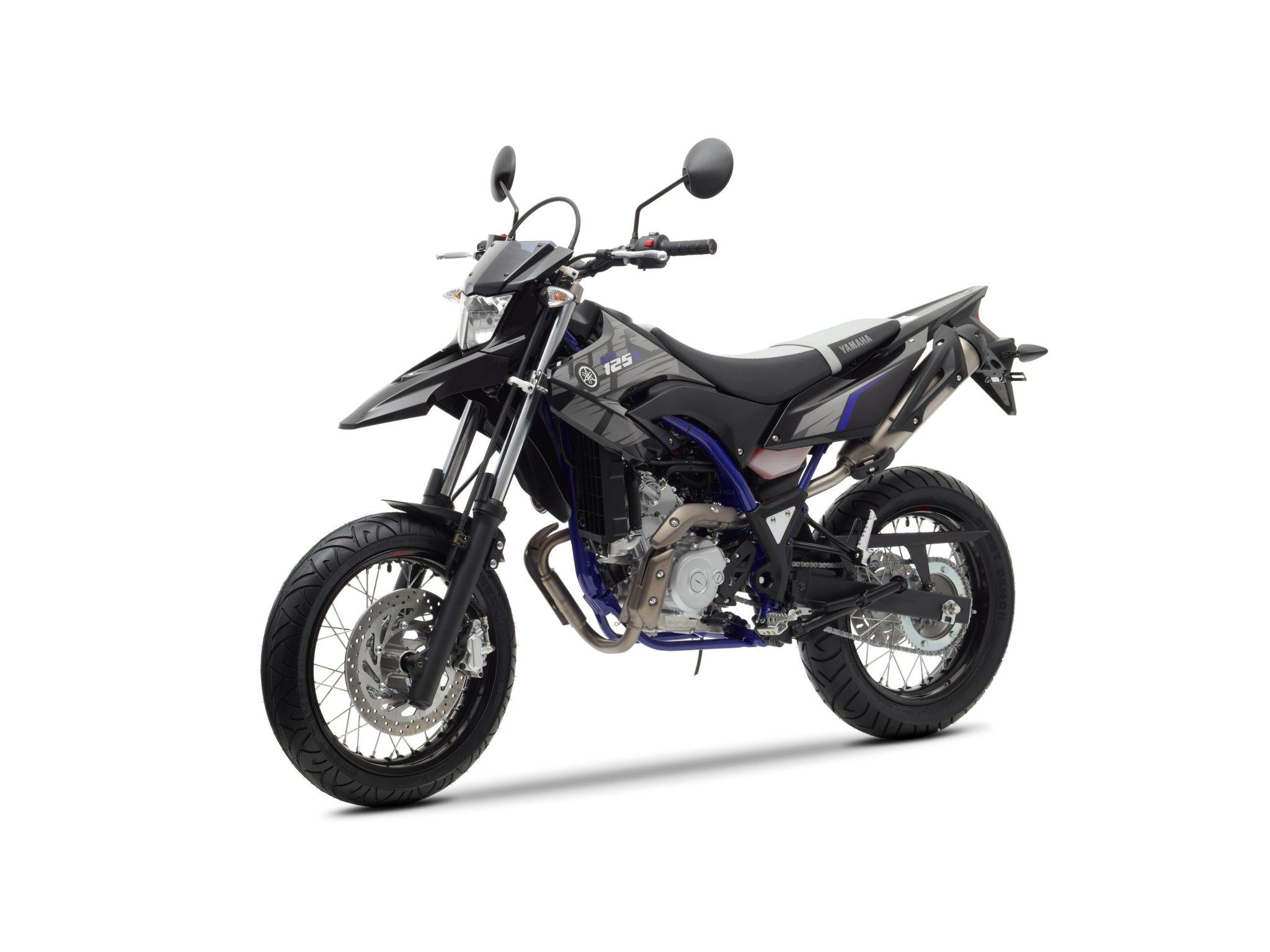Supermoto Yamaha Wr
