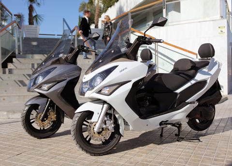 Fahrwerk tuning motorrad