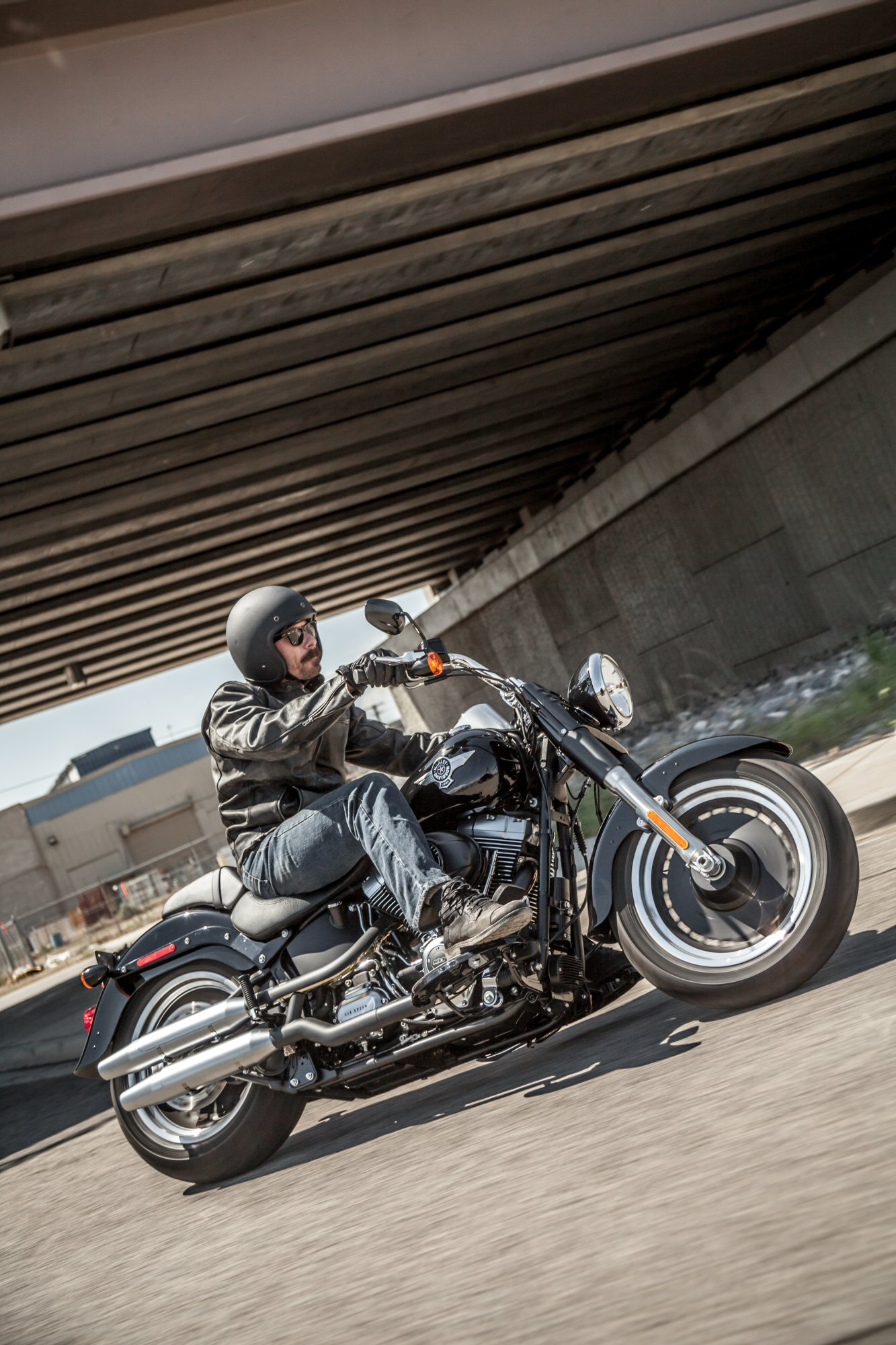 Harley Davidson Fat Boy Special Technische Daten