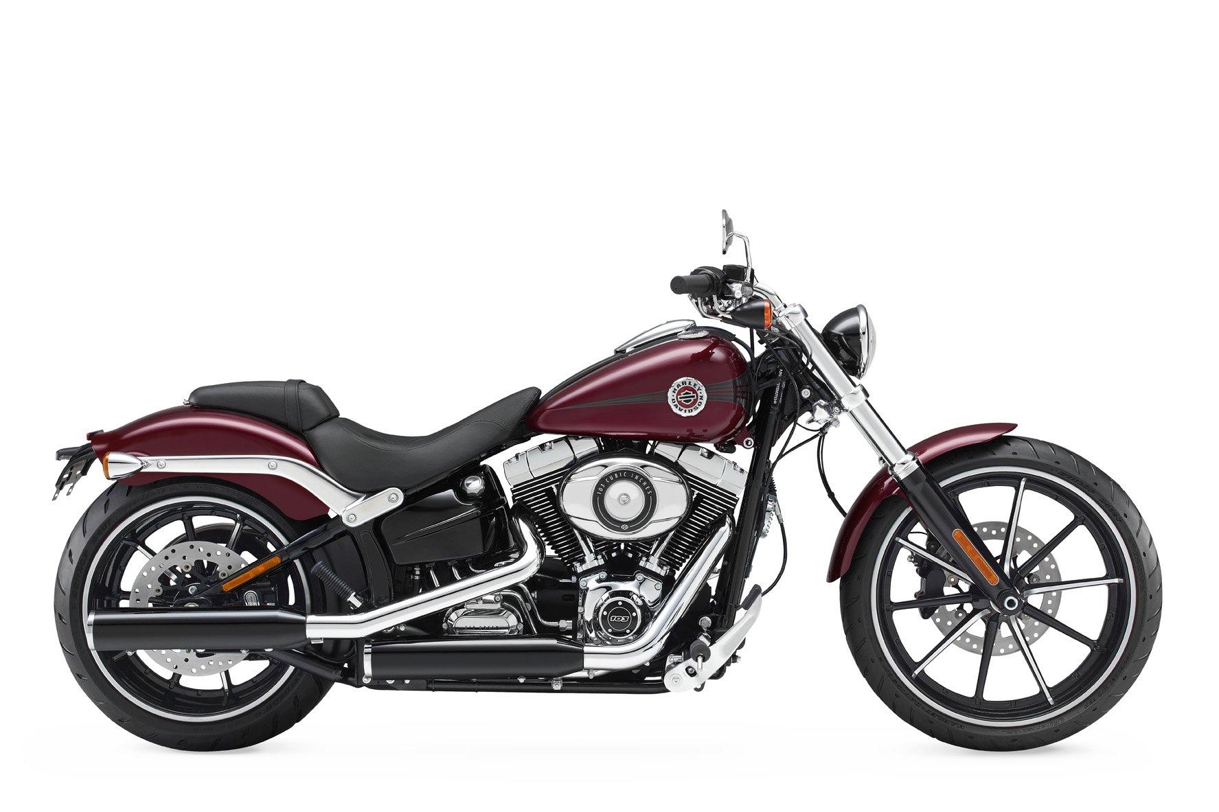 Harley davidson softail breakout fxsb 2015 chopper cruiser