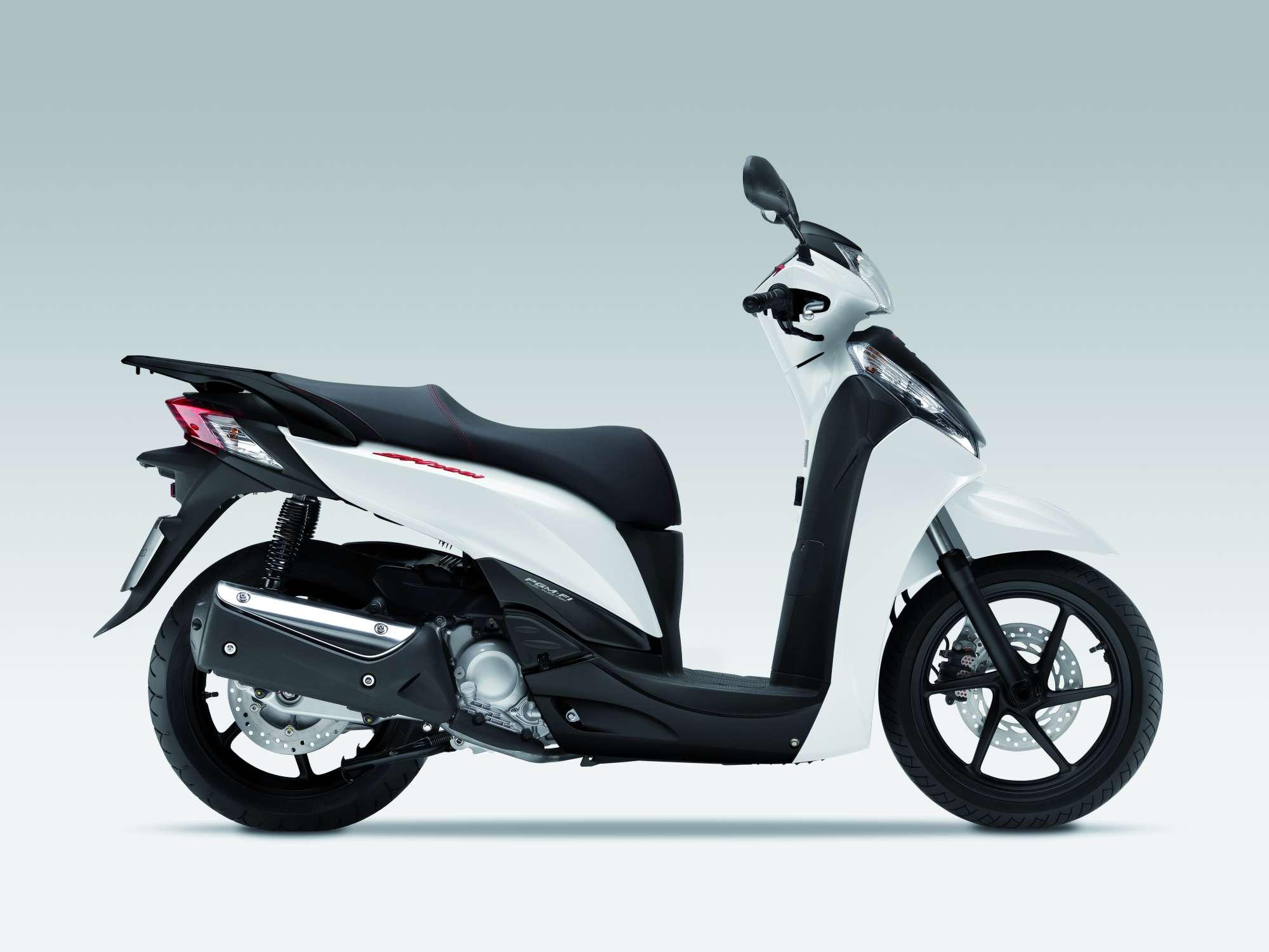 Honda Sh300i Bilder Und Technische Daten