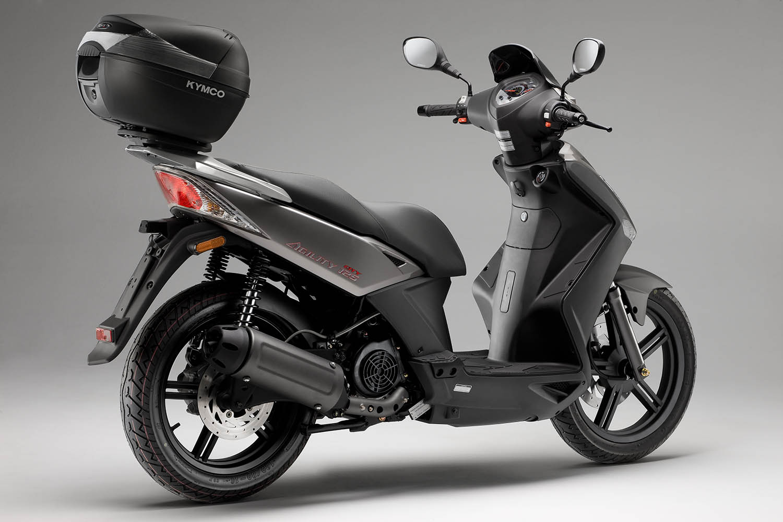 gebrauchte kymco agility city 125 motorr der kaufen. Black Bedroom Furniture Sets. Home Design Ideas