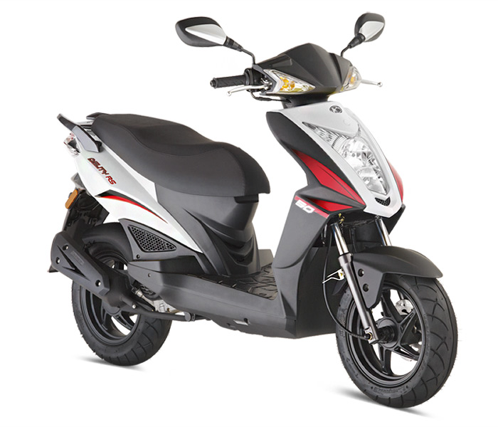 kymco agility rs 50 all technical data of the model. Black Bedroom Furniture Sets. Home Design Ideas