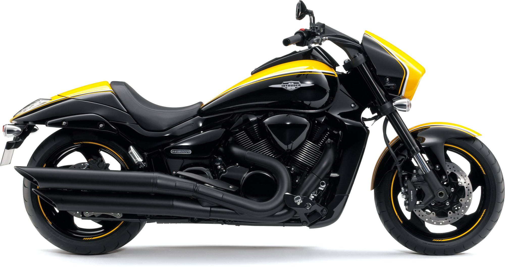 suzuki intruder m1800r bilder und technische daten. Black Bedroom Furniture Sets. Home Design Ideas