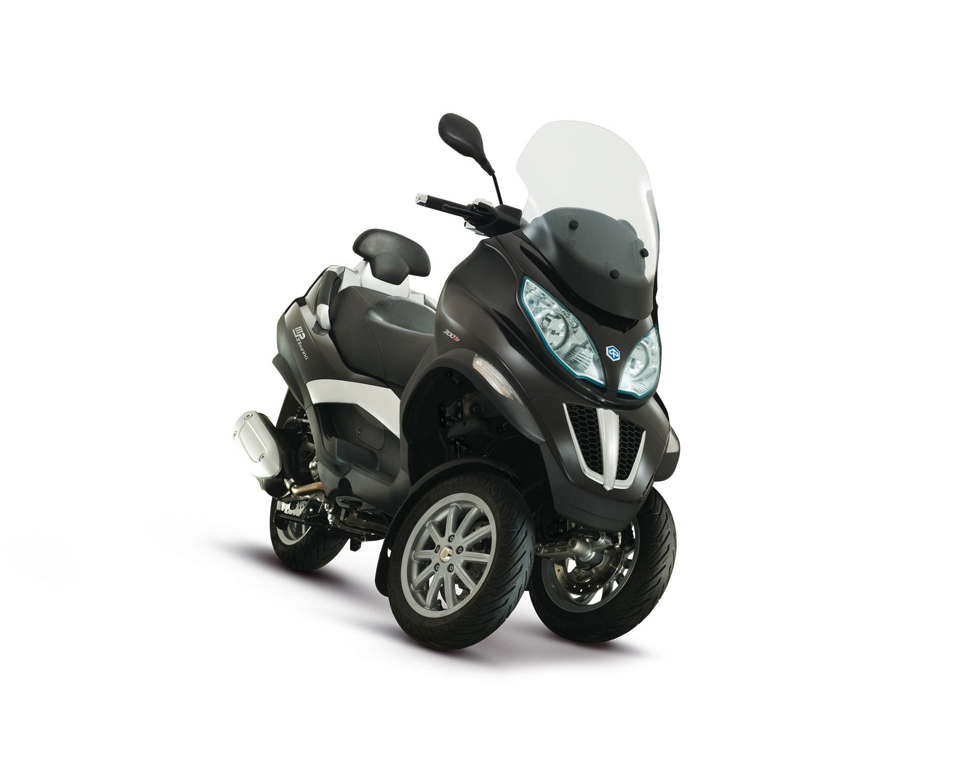 gebrauchte piaggio mp3 300 ie sport motorr der kaufen. Black Bedroom Furniture Sets. Home Design Ideas