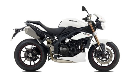 Triumph MODELS Triumph Speed Triple 1050