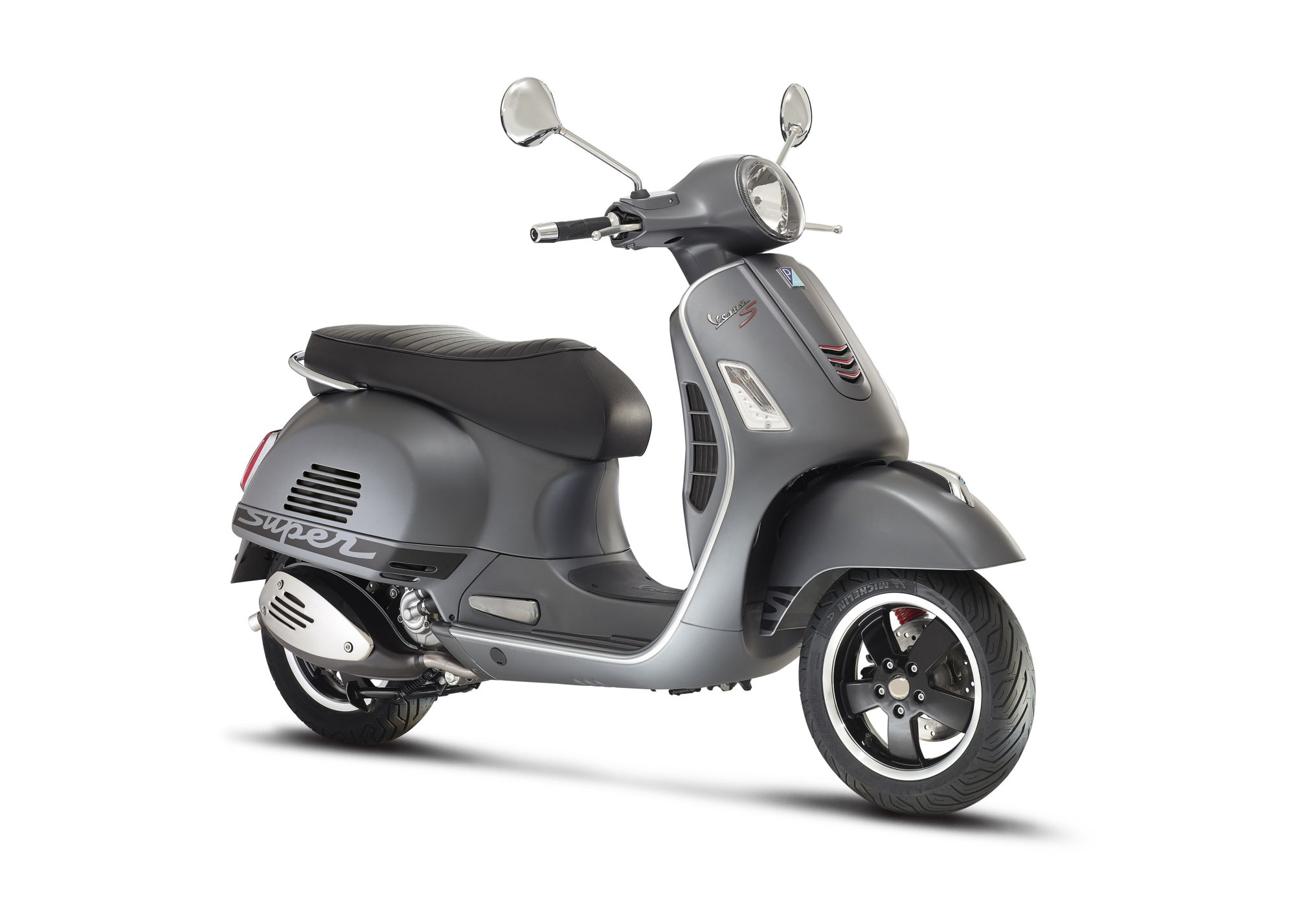 vespa gts 125 i e super sport bilder und technische daten. Black Bedroom Furniture Sets. Home Design Ideas