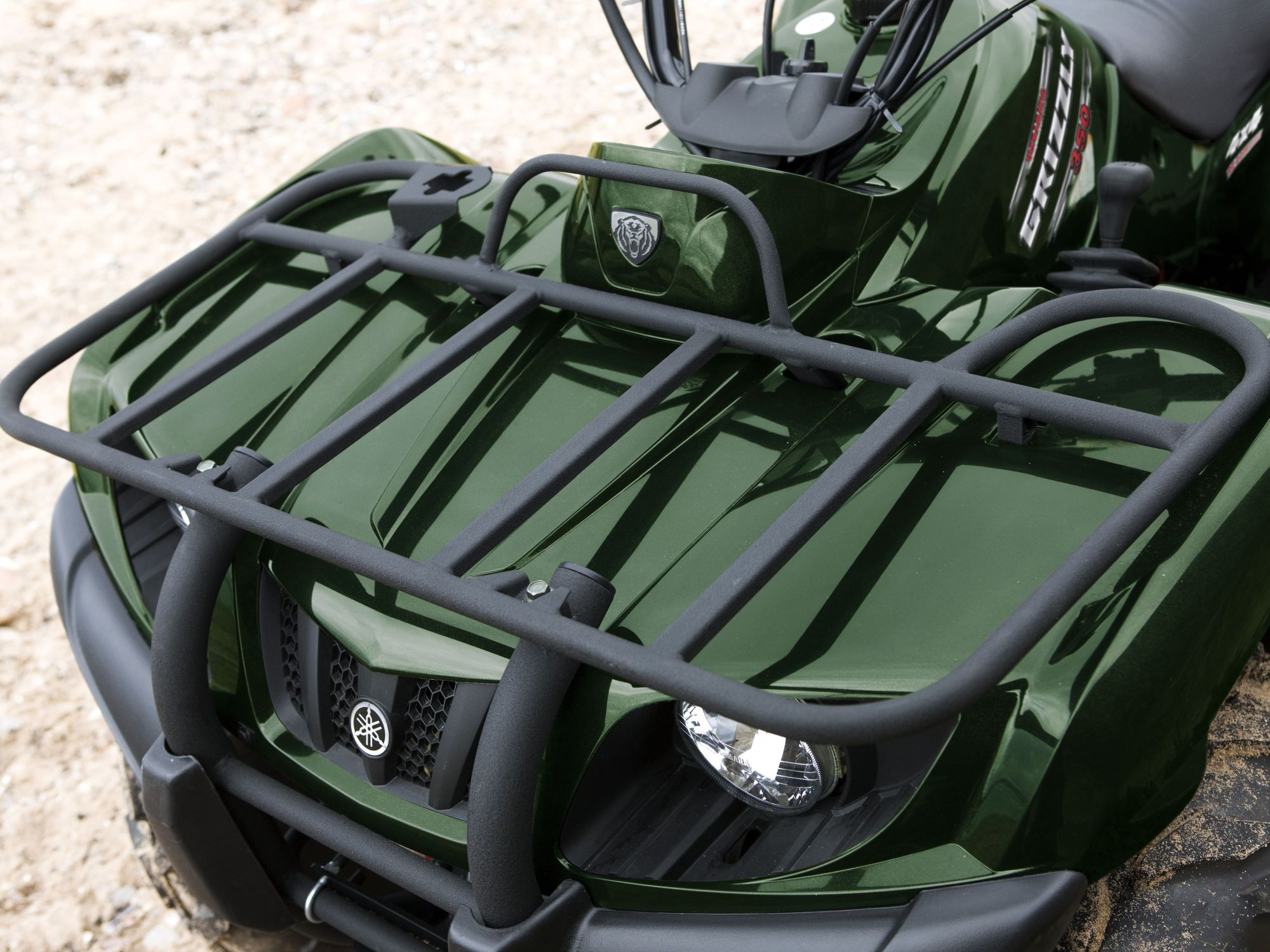 Yamaha Grizzly 350 4WD Foto 8