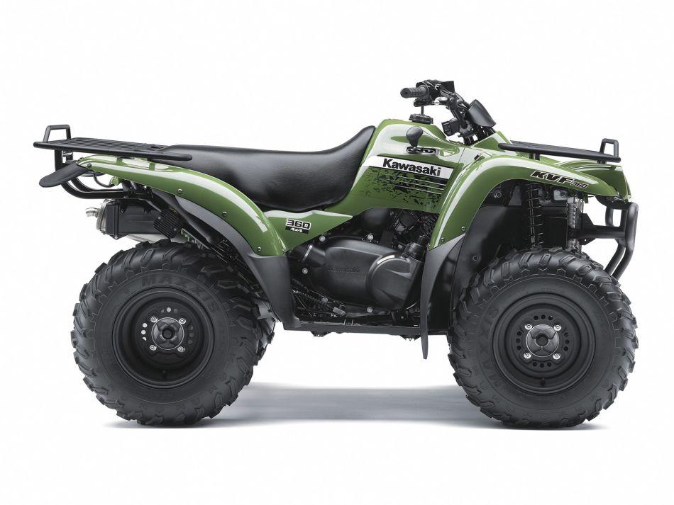 Kawasaki Kvf Prairie