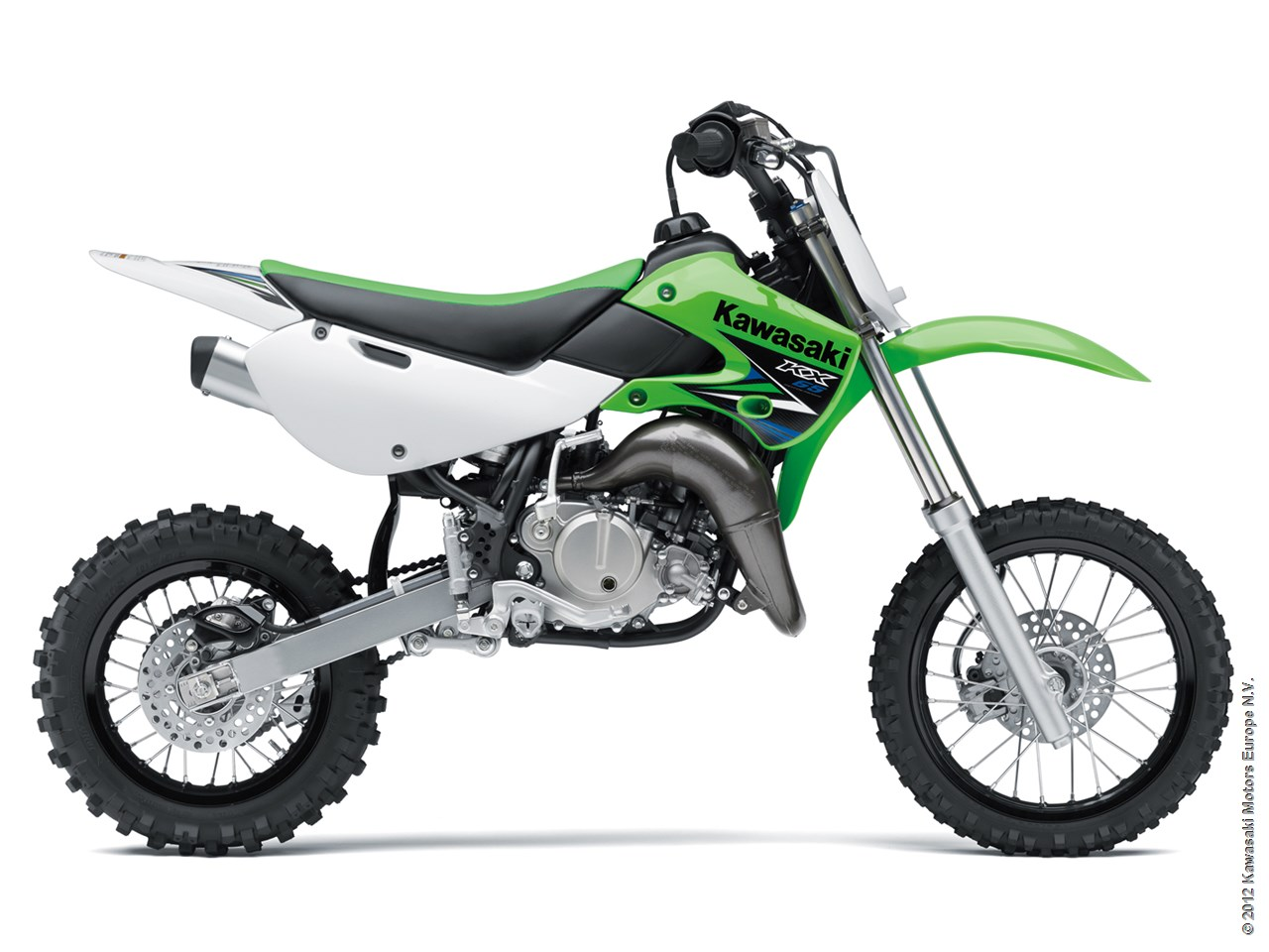 kawasaki kx 65 bilder und technische daten. Black Bedroom Furniture Sets. Home Design Ideas