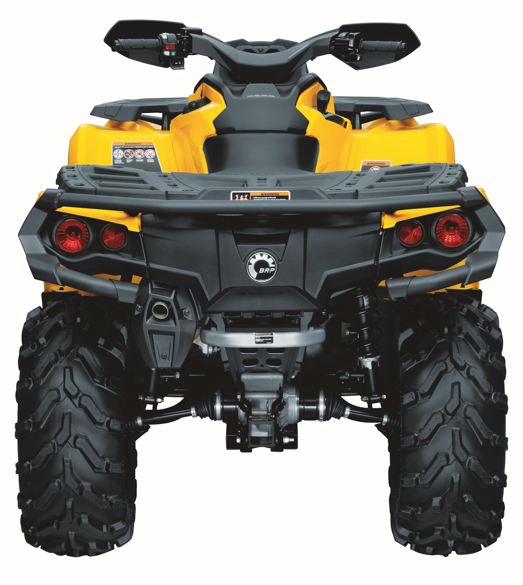 Can Am Outlander Xt 650