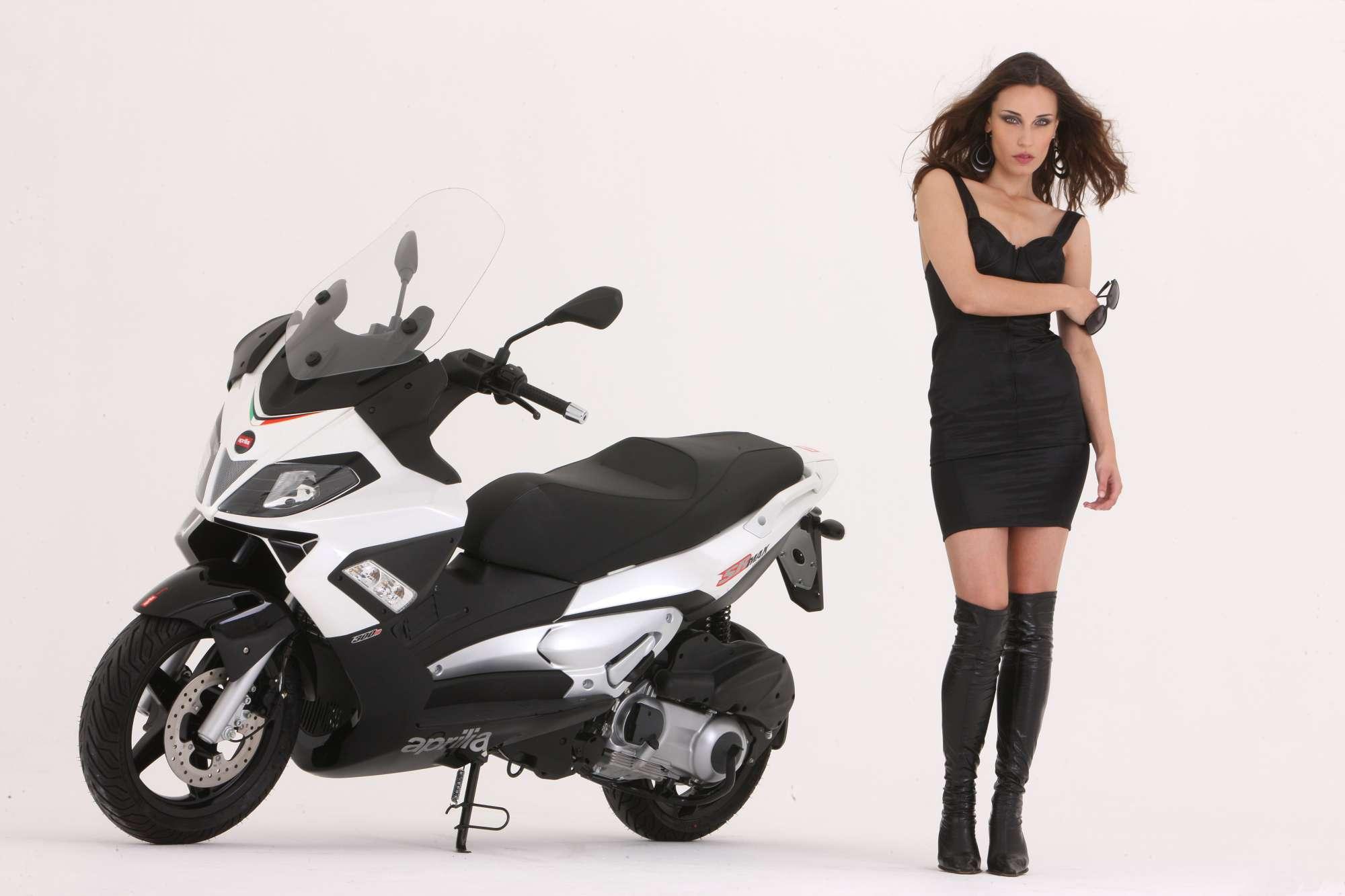 Yamaha Cube Scooter