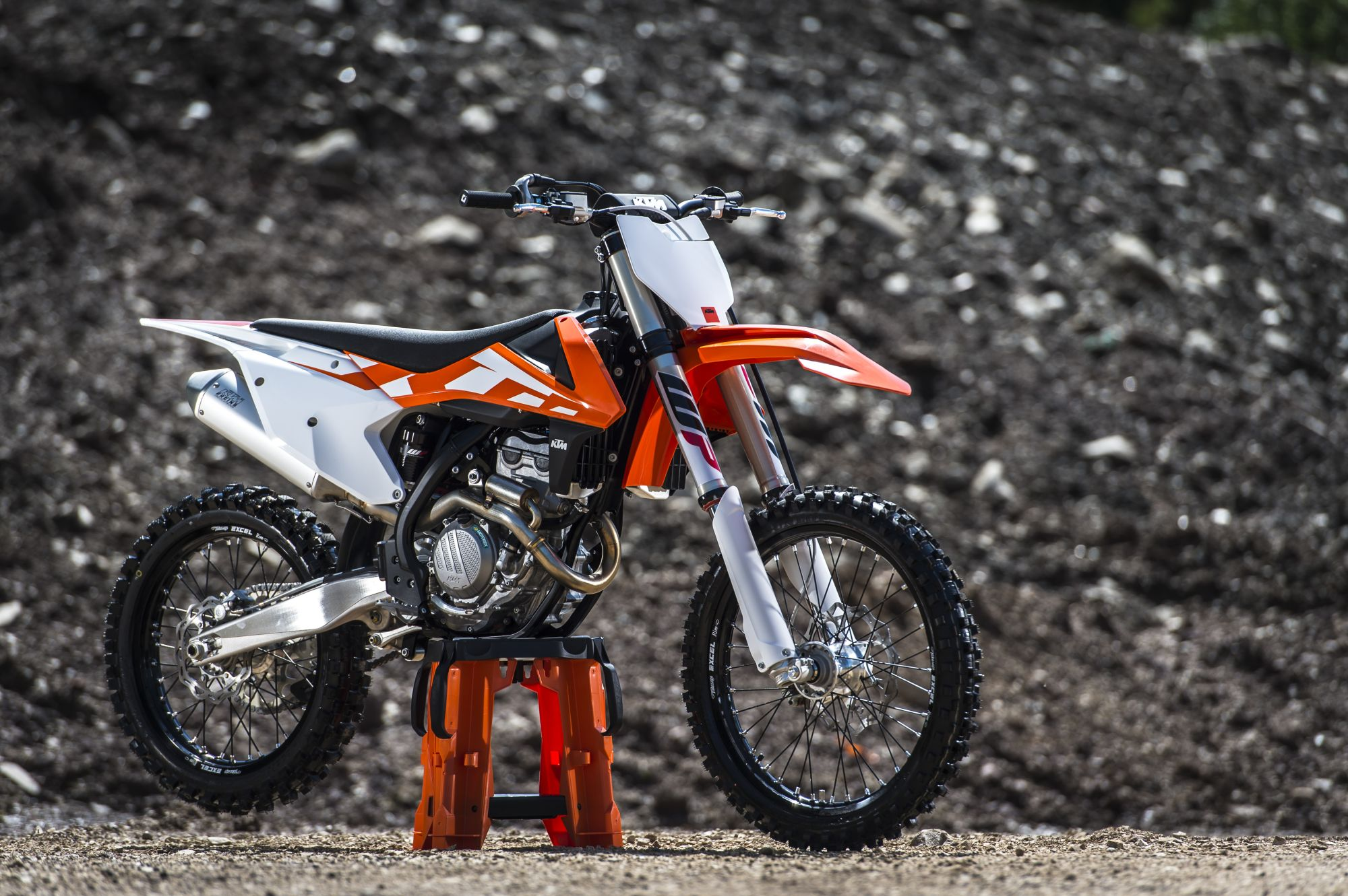 Ktm 250 Sx F All Technical Data Of The Model 250 Sx F