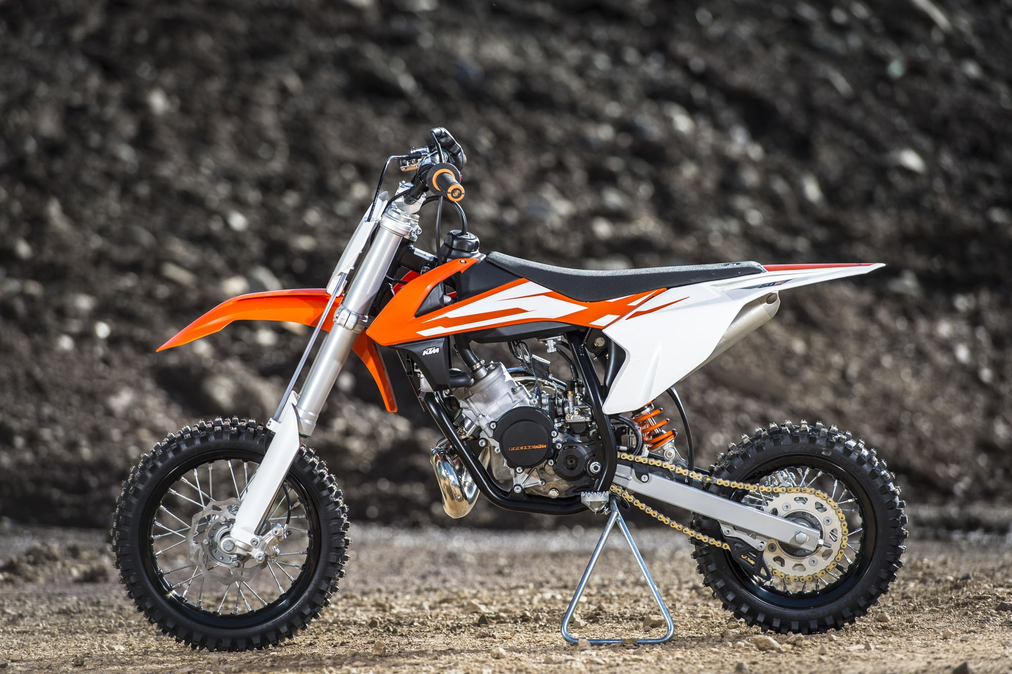Stater For A Ktm Sx