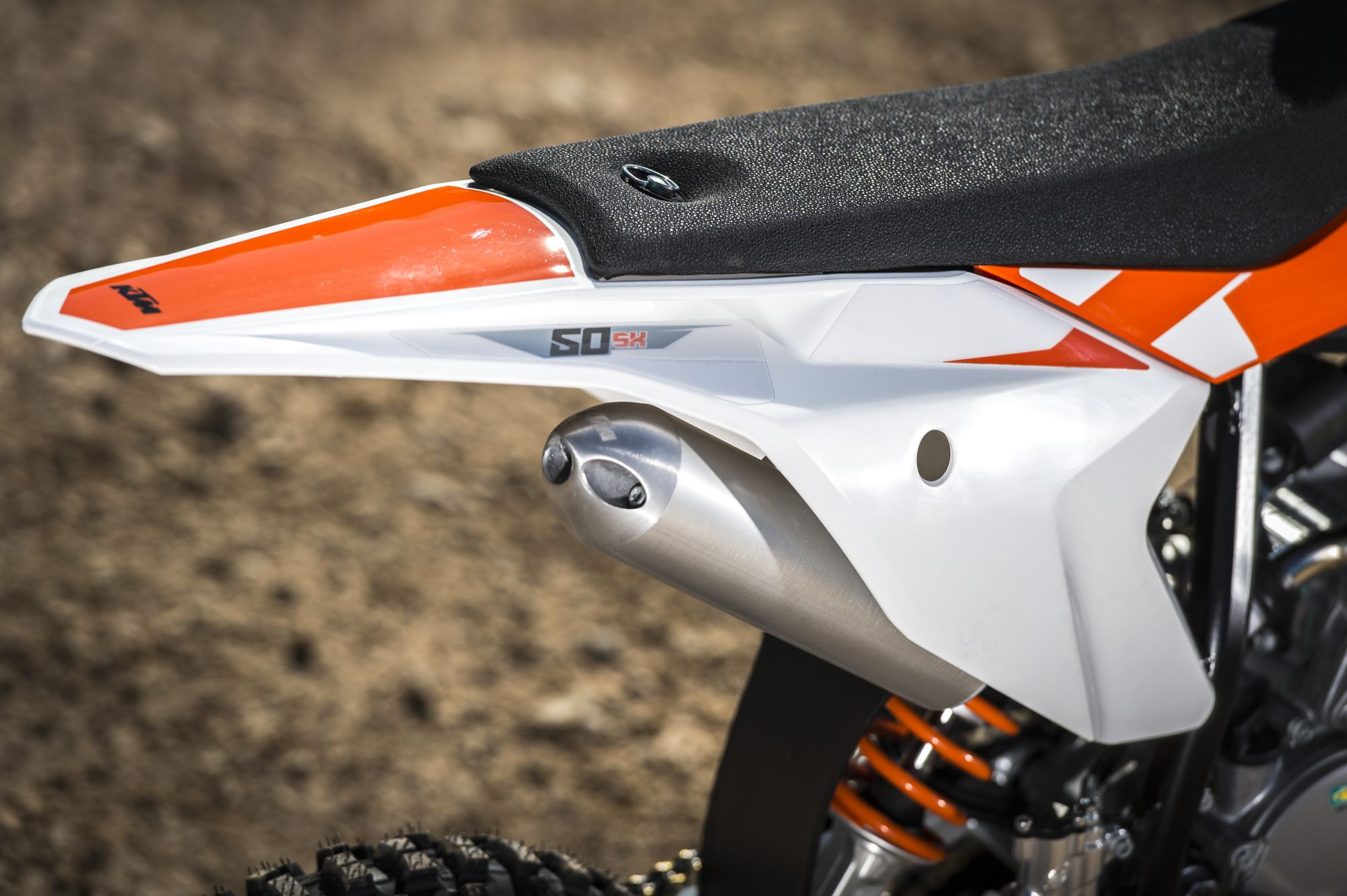 All technical data of the model 50 sx from ktm