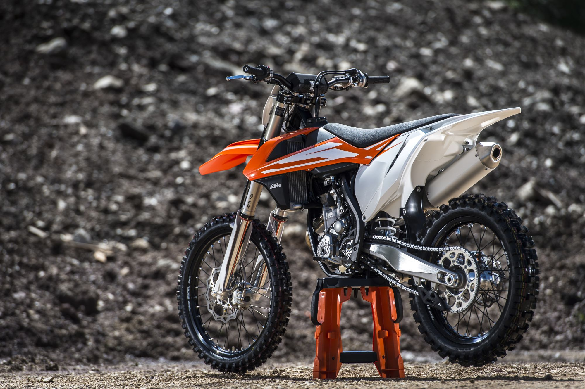 ktm 350 sx f all technical data of the model 350 sx f from ktm. Black Bedroom Furniture Sets. Home Design Ideas