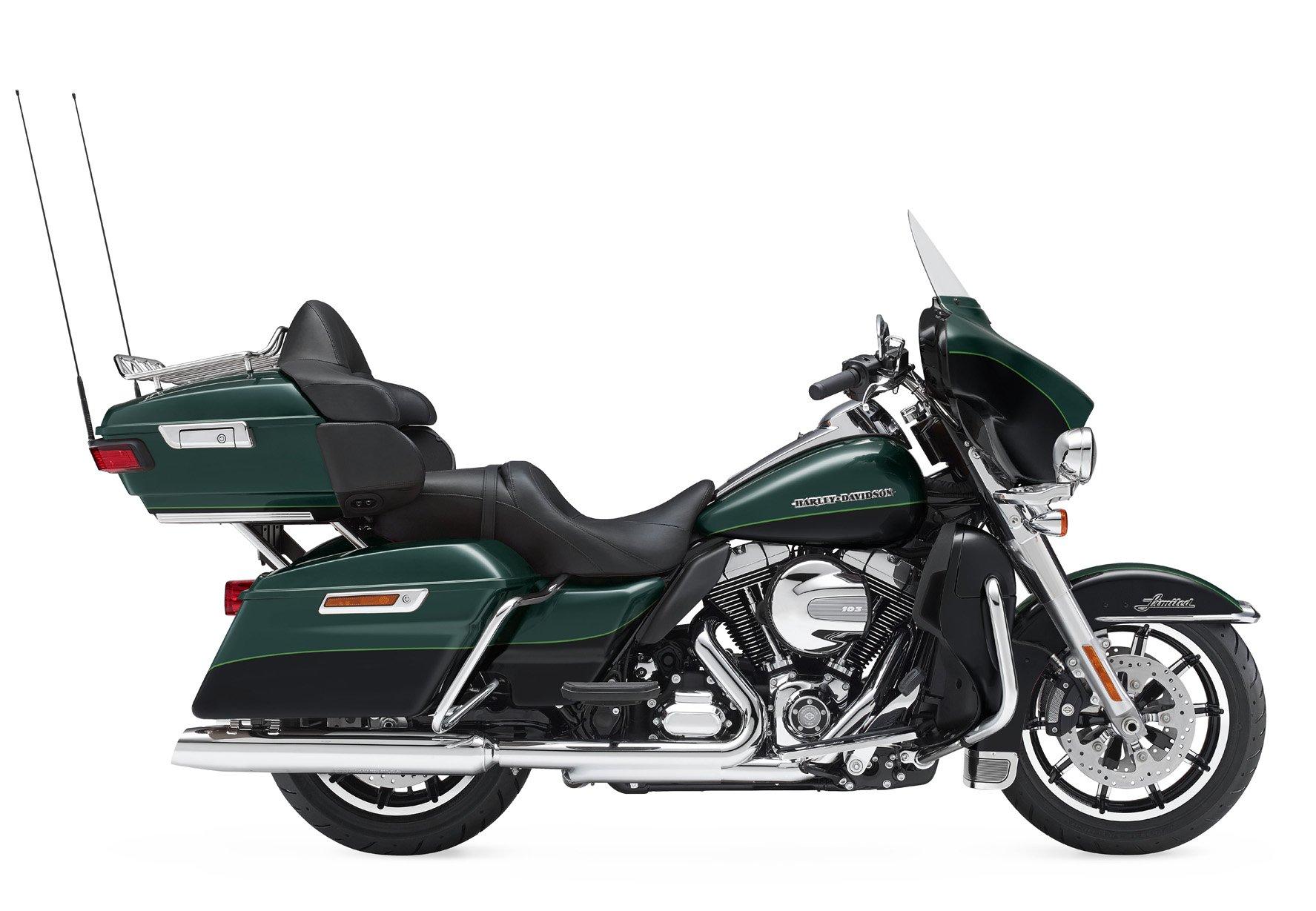 Test Harley Davidson Electra Glide