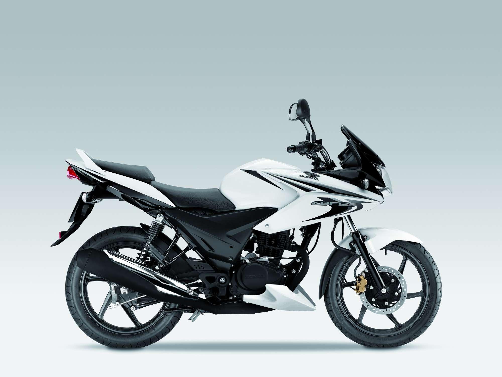 Honda Rebel 450 >> Gebrauchte und neue Honda CBF 125 Motorräder kaufen