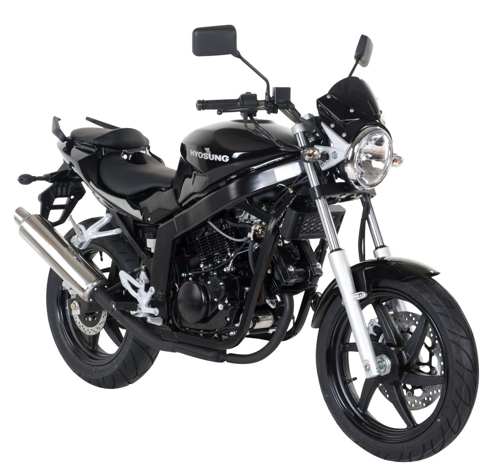 Hyosung Hyosung GT 125 Naked / GT125 Comet - Moto