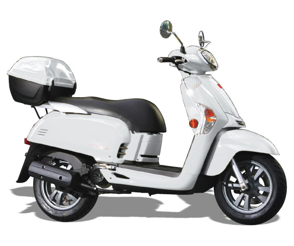 Kymco Like 50 - All technical Data of the Model Like 50 from Kymco